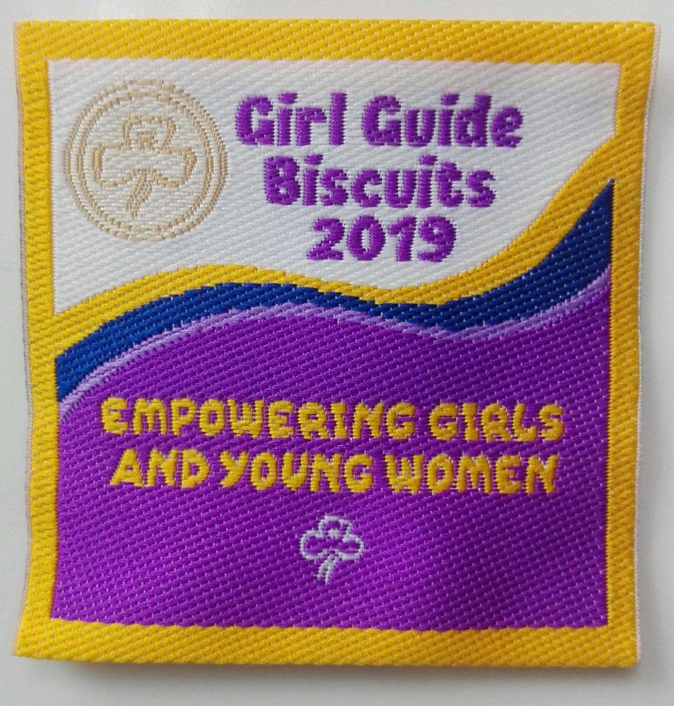 Biscuit Badge 2019