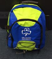 Back Pack with GGA Logo